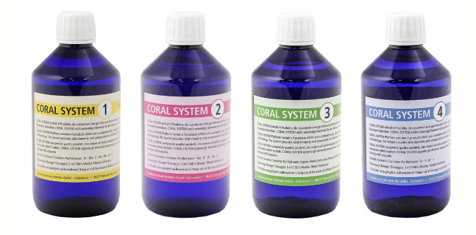Korallen-Zucht Coral System 1 - 4 now available @ FNM