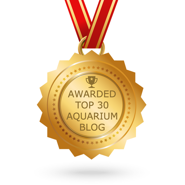 FNM was Awarded Top 30 Aquarium Blog