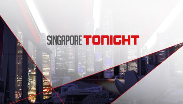 "Featured on Channel News Asia ""Singapore Tonight"" and on Local News Channel"