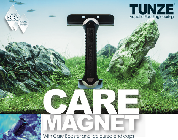 All New TUNZE CARE MAGNET With Care Booster and coloured end caps