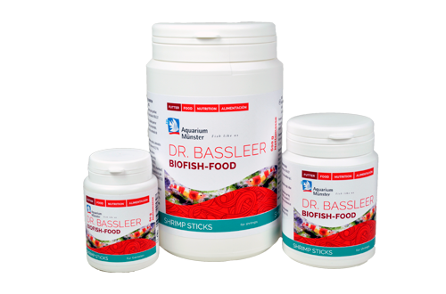 DR. BASSLEER BIOFISH FOOD SHRIMP STICKS
