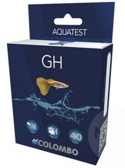 Colombo GH Test Kit for Freshwater