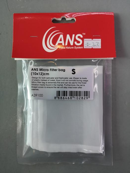 ANS Micro Filter bag S (10x12)cm