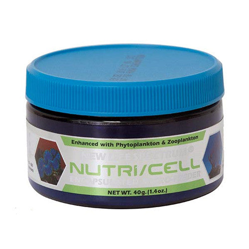 New Life Spectrum Nutri/Cel Encapsulated Micro Feeder 40g