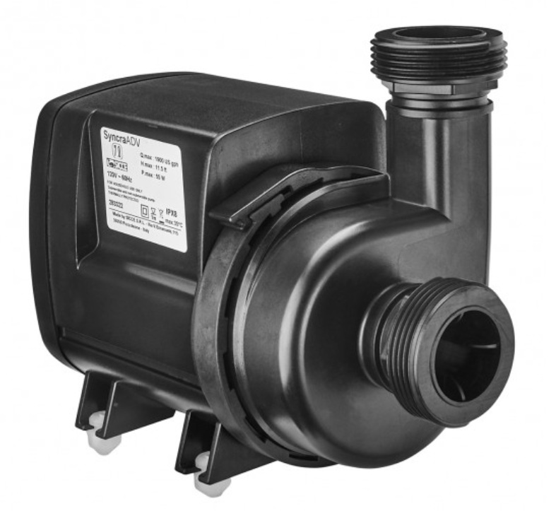 SICCE Syncra ADV 7.0 Water Pump