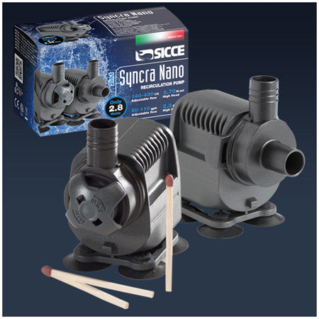 SICCE Syncra Nano Wet & Dry 140 - 430 L/h