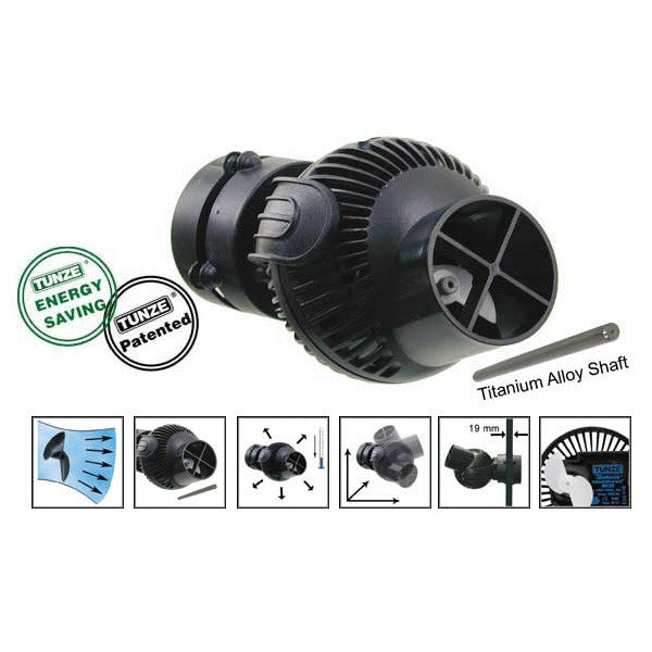 Fish & Aquariums High Quality And Inexpensive Tunze Turbelle® Nanostream® 6025 Pumps (water)