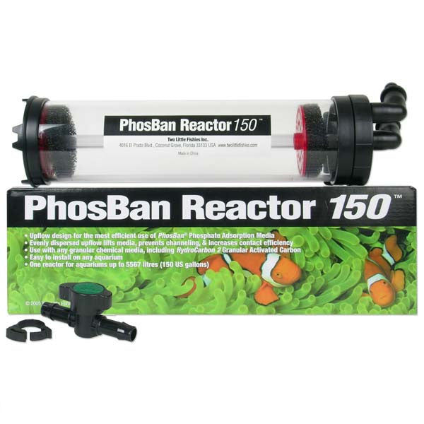 Two Little Fishies Phosban Reactor 150