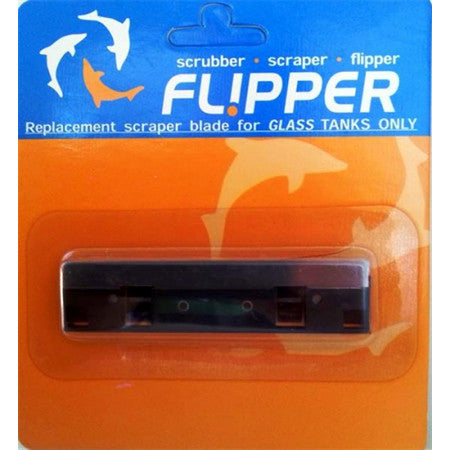Flipper Standard Cleaner Replacement Stainless Steel Blade (2pcs)