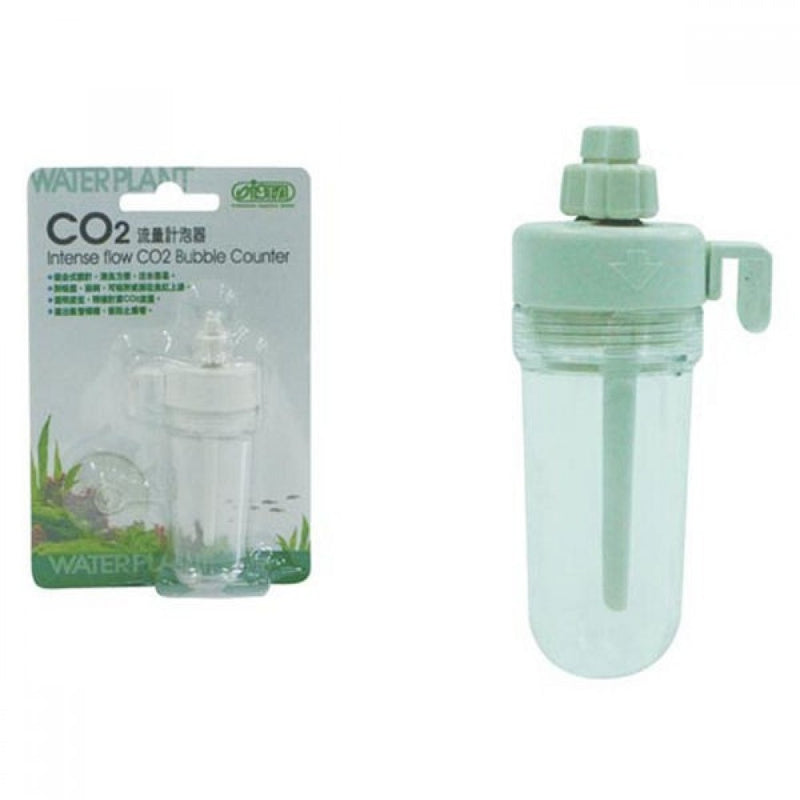 ISTA Intense Flow CO2 Bubble Counter