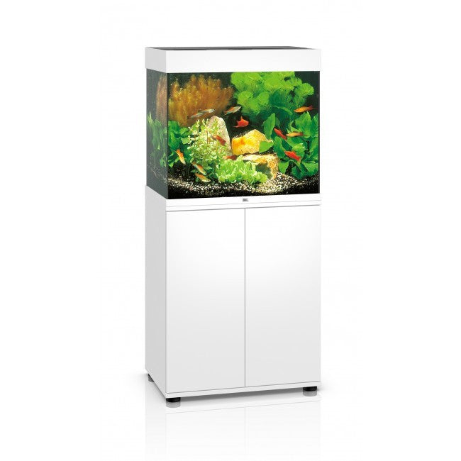 juwel lido 120 litre aquarium white fresh n marine. Black Bedroom Furniture Sets. Home Design Ideas