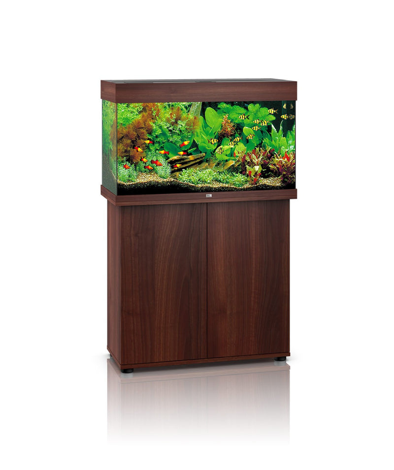 JUWEL RIO 125 LITRE AQUARIUM DARK WOOD
