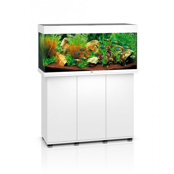 juwel rio 180 litre aquarium white fresh n marine. Black Bedroom Furniture Sets. Home Design Ideas