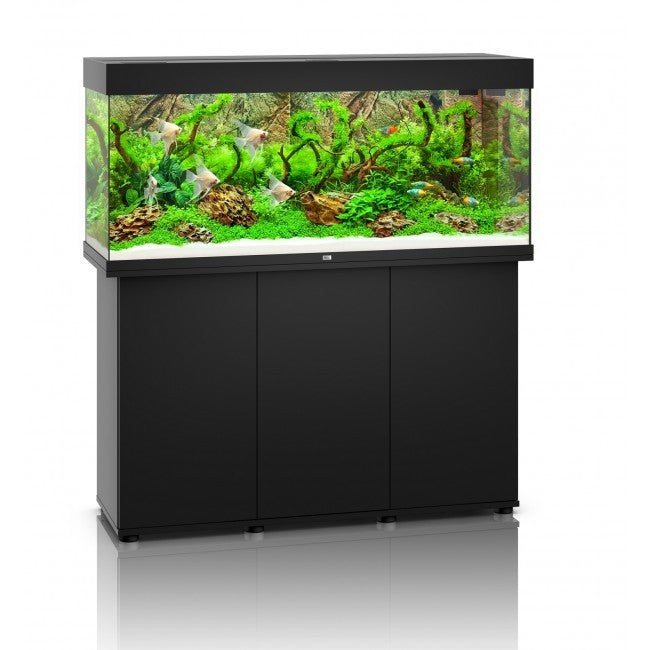 juwel rio 240 litre aquarium black fresh n marine. Black Bedroom Furniture Sets. Home Design Ideas