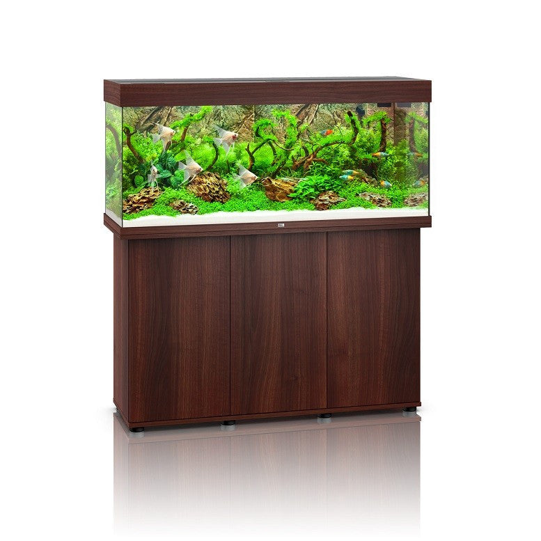 JUWEL RIO 240 LITRE AQUARIUM DARK WOOD