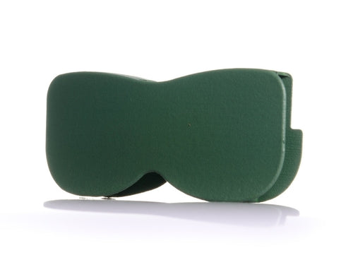Green 3D Eyeglass Case