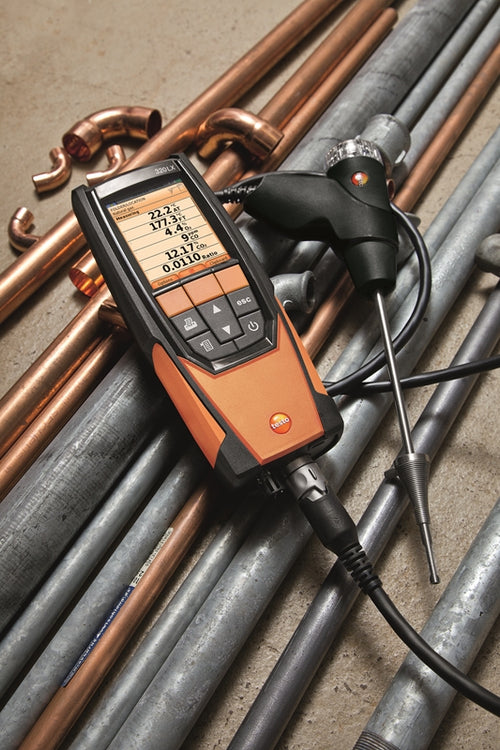 How Testo's tools help with the prevention of exposure to the dangers of carbon monoxide.
