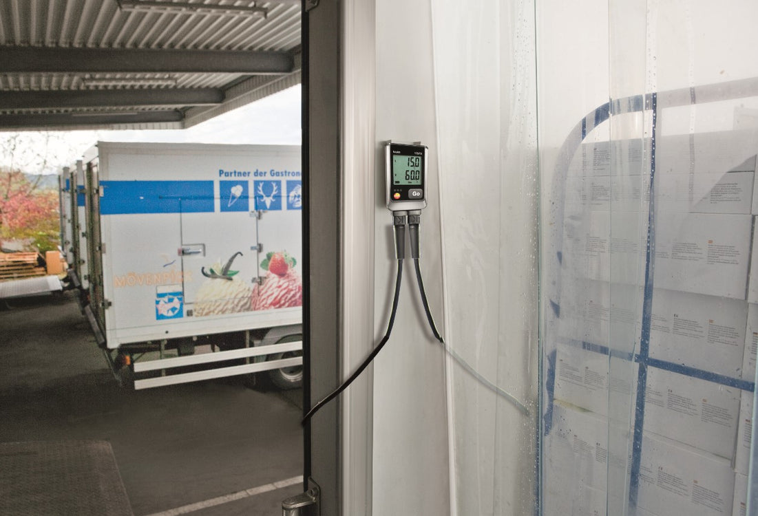 Why a thermometer is insufficient for cold chain sensitive and pharmaceutical goods transport
