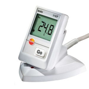 Industrial Digital Temperature Data Loggers and Recorders