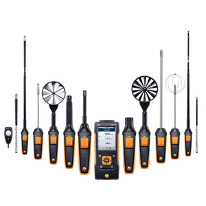 Testo 4400 Series IAQ Measurement