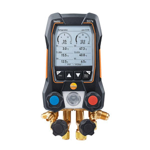 Testo Refrigeration Gauges