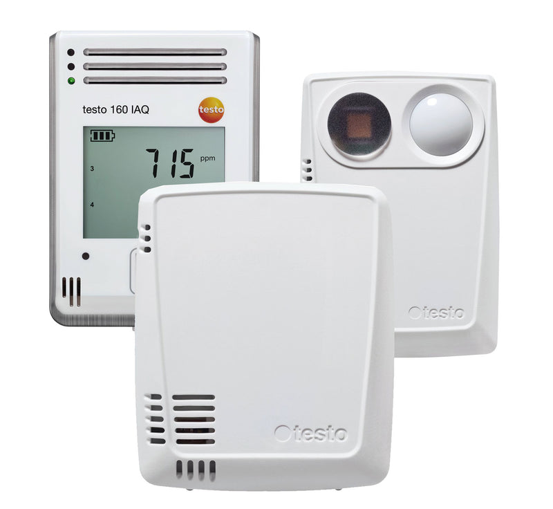 Wireless data loggers - Temperature, humidity & more