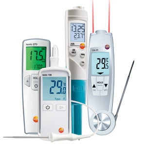 Probe and Digital Food Thermometers