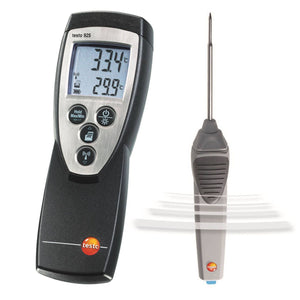 Thermohygrometer and Temperature Meter Probes