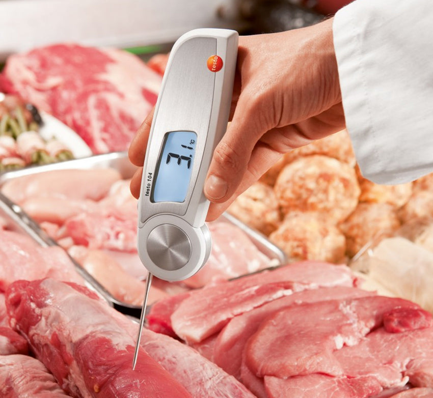 Waterproof Food Thermometer, Testo 104