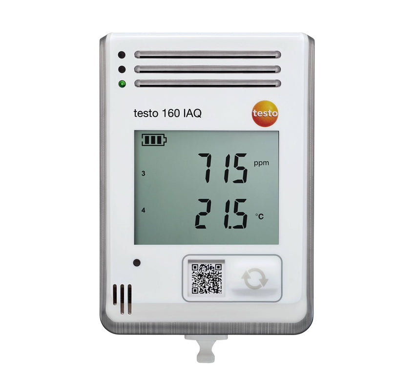 WiFi Data Logger for Indoor Air Quality, Testo 160 IAQ