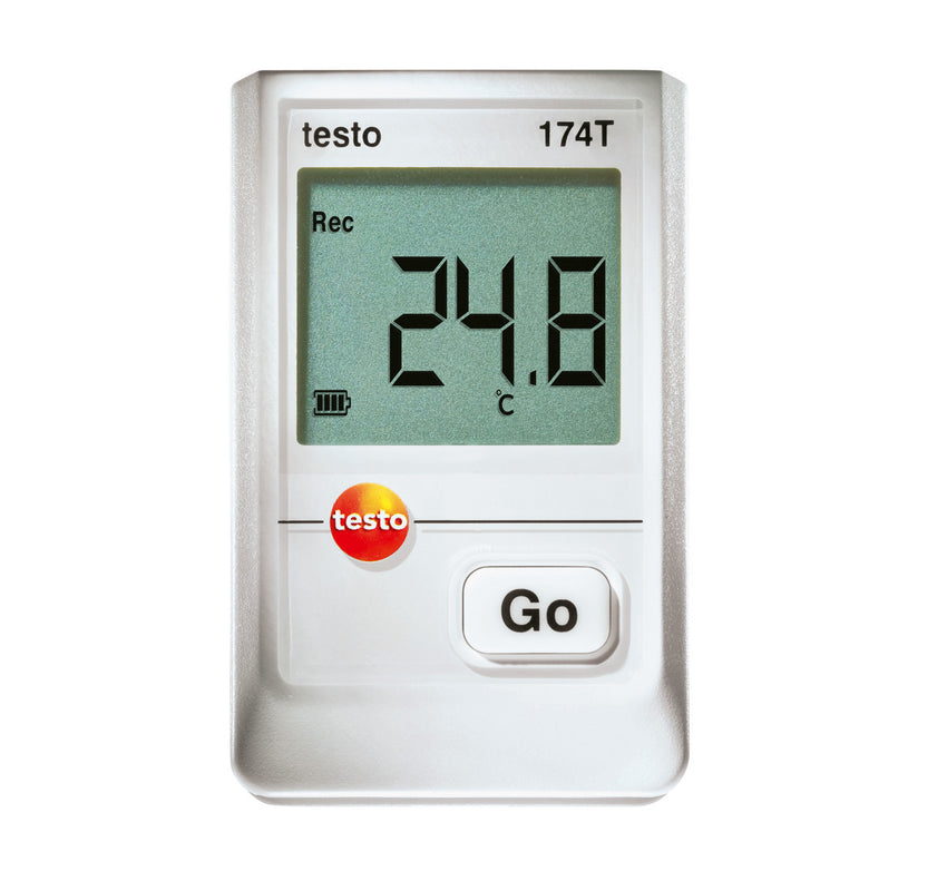 Mini Temperature Data Logger, Testo 174T