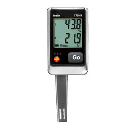 Data Logger, Temperature & Humidity, Testo 175-H1