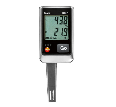 Testo 175-H1 Temperature & Humidity Data Logger