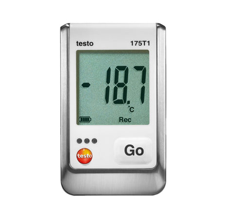 Testo 175-T1 Temperature Data Logger