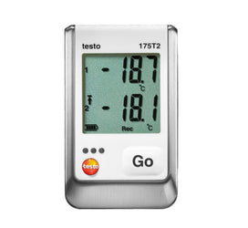 Two Channel Temperature Data Logger, Testo 175-T2