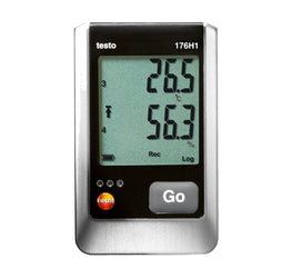 Probe Humidity Data Logger, Testo 176-H1