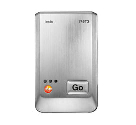 Temperature Data Logger, Four-channel, Testo 176-T3