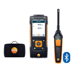 Humidity Kit with Bluetooth®, Testo 440