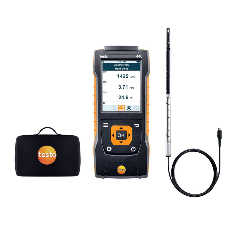 Hot Wire Kit, Testo 440