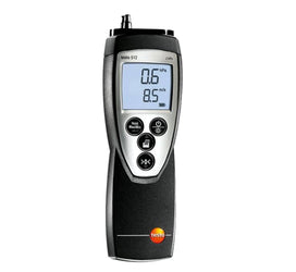 Testo 512 - Differential pressure meter for 0…200 hPa