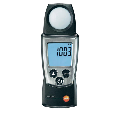 Testo Pocketline 540 Lux Meter