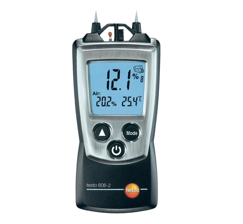 Material Moisture & Humidity Meter, Pocketline, Testo 606-2