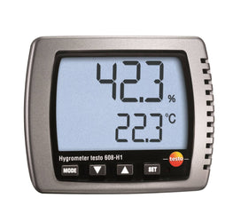 Wall Mount Thermo Hygrometer, Testo 608-H1