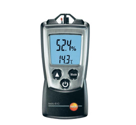 Hygrometer, Pocketline, Testo 610