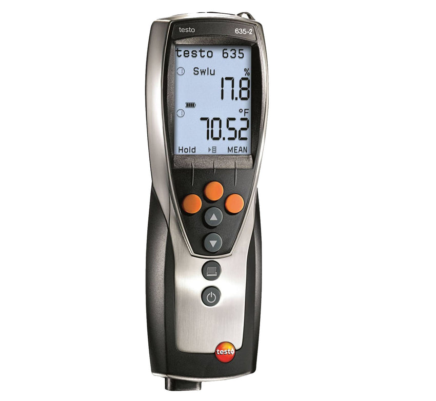 Testo 635-2 Temperature and Humidity Measuring Instrument