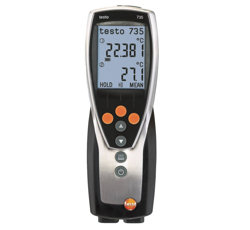 Multichannel Measuring Instrument, Testo 735-2