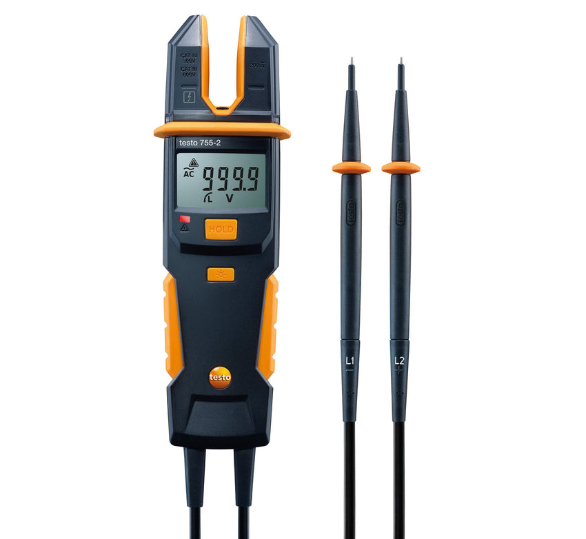 Current/Voltage Tester, Testo 755-2