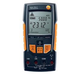Digital Multimeter, Testo 760-2