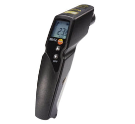 Infrared Thermometer with 2-Point Laser, 12:1 Optics, Testo 830-T2