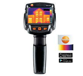 Thermal Imaging Camera with Thermography App, Testo 872